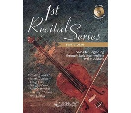 1ST RECITAL SERIES VIOLIN