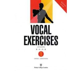 VOCAL EXERCISES BOOK 1...