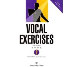 VOCAL EXERCISES BOOK 2...