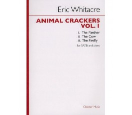 WHITACRE E. ANIMAL CRAKERS...