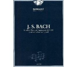 Bach J.S. SONATE G MOLL BWV...