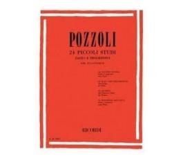 POZZOLI E. 24 PEQUEÑOS...