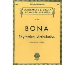 BONA. RHYTHMICAL ARTICULATION