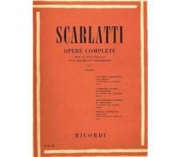 SCARLATTI D. OPERE COMPLETE...