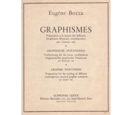 BOZZA E. GRAPHISMES