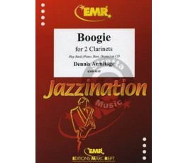 ARMITAGE BOOGIE 2 Clarinets