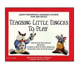 THOMPSON'S Teaching Little...