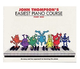 THOMPSON'S J. EASIEST PIANO...