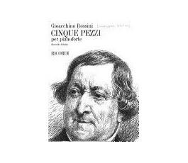 ROSSINI G. CINQUE PEZZI