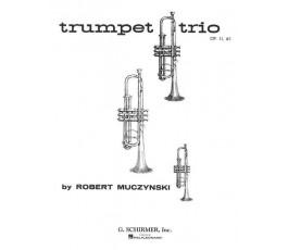 MUCZYNSKI R. TRUMPET TRIO...