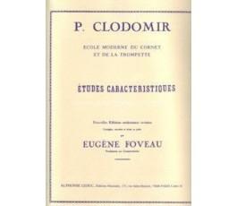 CLODOMIR P. ÉTUDES...