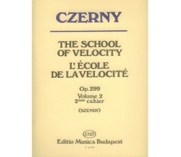 CZERNY THE SCVHOOL OF...
