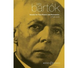 BARTOK B. SONATA FOR TWO...