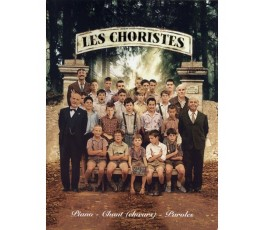 LES CHORISTES PIANO   CHANT...