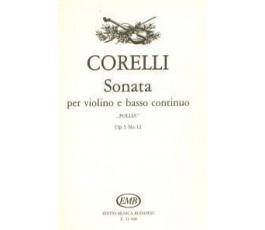 Corelli, Arcangelo Sonata...
