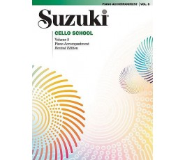 SUZUKI CELLO SCHOOL VOLUME...