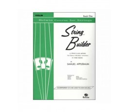APPLEBAUM S. STRING BUILDER...