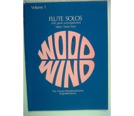WYE T. FLUTE SOLOS VOLUME 1