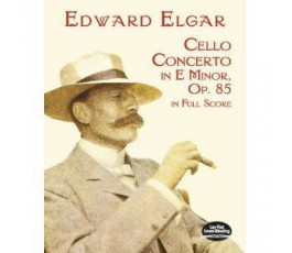 ELGAR E. CELLO CONCERTO IN...