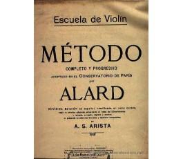ALARD D. METODO VIOLIN COMPLET
