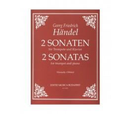 HANDEL TWO SONATAS