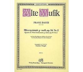 DANZI F. ALTE NUFIK Quintet...