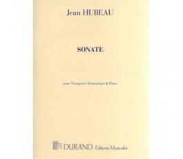 HUBEAU J. SONATE