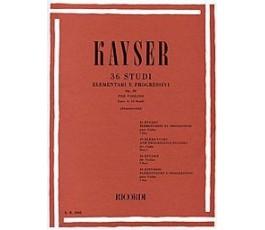 KAYSER H.E. 36 ESTUD OP20