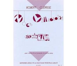 CLÉRISSE R. NOCE VILLAGEOISE
