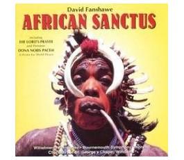 FANSHAWE D. AFRICAN SANCTUS