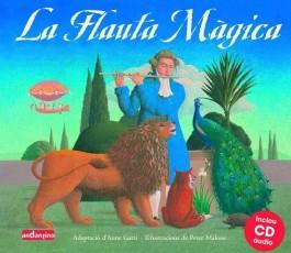 LA FLAUTA MÀGICA (+CD)