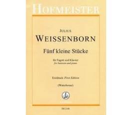 WEISENBORN J. FÜNF KLEINE...