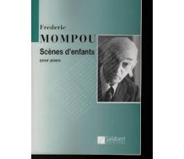 MOMPOU SCÈNES D'ENFANTS