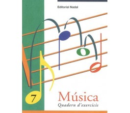 MÚSICA QUADERN D'EXERCICIS 5