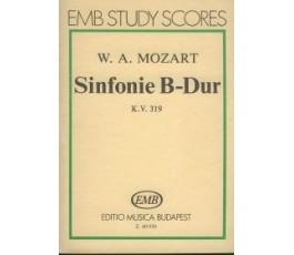 MOZART W.A. Sinfonie B Dur...