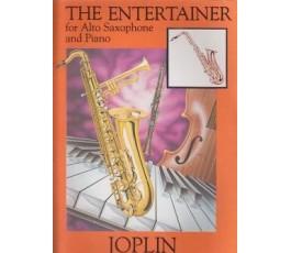 JOPLIN THE ENTERTAINER