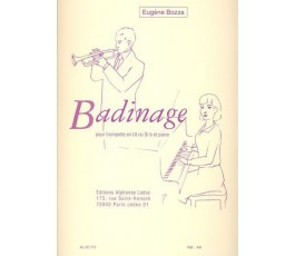 BOZZA E. BADINAGE