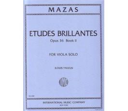 MAZAS ETUDES BRILLANTES...
