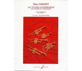 HAVART M. 167 ÉTUDES...