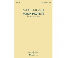 COPLAND A. FOUR MOTETS