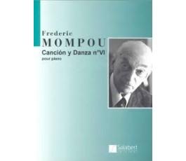 MOMPOU CANCION Y DANZA NUM 6