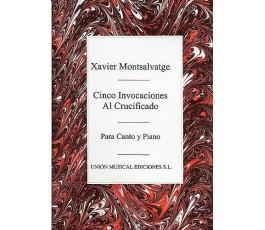 MONTSALVATGE X. CINCO...
