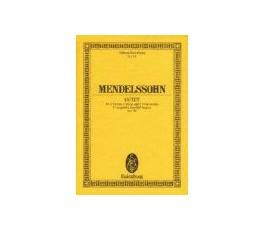 MENDELSSOHN SONATE C MOLL