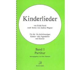 FERSTL E. KINDERLIEDER BAND 1