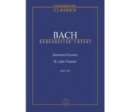 BACH Johannes Passion BWV 245