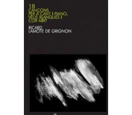 LAMOTE DE GRIGNON R. 18...