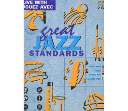 GREAT JAZZ STANDARDS (2 CDS)
