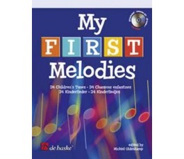 MY FIRST MELODIES TRUMPET (CD)