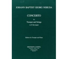 NERUDA J.B.G. CONCERTO FOR...