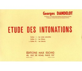 DANDELOT G. Etude des...